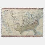 Los E.E.U.U. junio de 1864 Manta