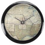 Los E.E.U.U. junio de 1864 Reloj Pecera
