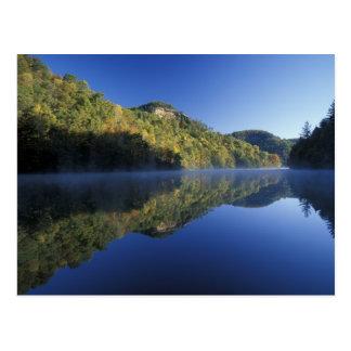 Los E.E.U.U., Kentucky. Bosque del Estado de Danie Tarjeta Postal