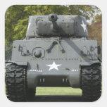 Los E.E.U.U., Kentucky, fuerte Knox: Museo de Patt Pegatinas Cuadradas Personalizadas
