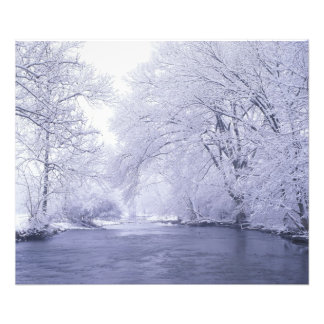 Los E.E.U.U., Kentucky, Louisville. Nevado Fotografía