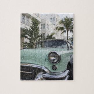 Los E.E.U.U., la Florida, Miami Beach: Beach del s Rompecabezas Con Fotos