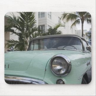 Los E.E.U.U., la Florida, Miami Beach: Beach del s Alfombrilla De Ratón