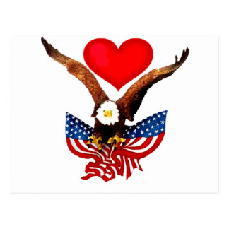 Los E.E.U.U. Love_ Postal