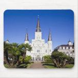 Los E.E.U.U., Luisiana, New Orleans. Barrio francé Tapete De Raton
