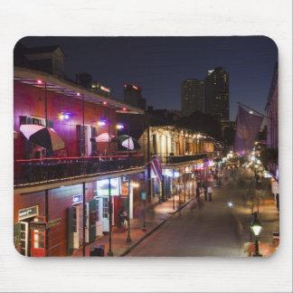 Los E E U U Luisiana New Orleans Barrio francé Alfombrillas De Raton