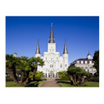 Los E.E.U.U., Luisiana, New Orleans. Barrio francé Postal