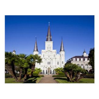 Los E E U U Luisiana New Orleans Barrio francé Postal