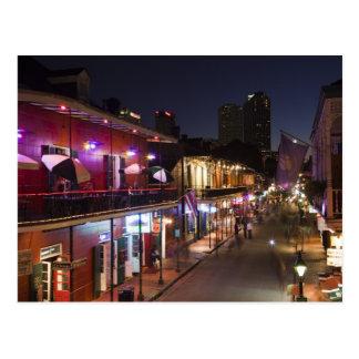 Los E.E.U.U., Luisiana, New Orleans. Barrio Postal