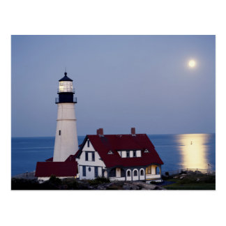 Los E.E.U.U., Maine, Portland, cabo Elizabeth, Postal