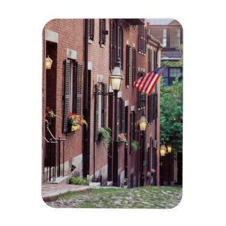 Los E.E.U.U., Massachusetts, Boston, casas a lo Iman Flexible