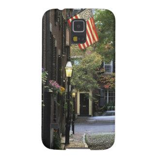 Los E.E.U.U., Massachusetts, Boston, colina de far Carcasa Para Galaxy S5