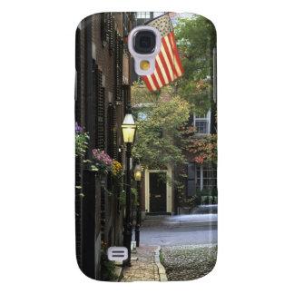 Los E.E.U.U., Massachusetts, Boston, colina de far Funda Para Galaxy S4