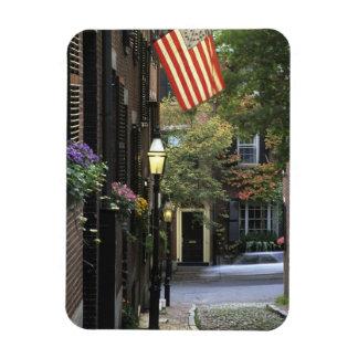 Los E.E.U.U., Massachusetts, Boston, colina de far Imanes Rectangulares