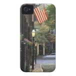 Los E.E.U.U., Massachusetts, Boston, colina de iPhone 4 Funda