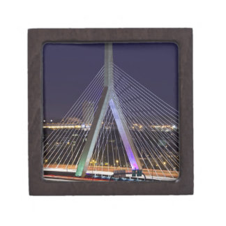 Los E.E.U.U., Massachusetts, Boston. Leonard Zakim Cajas De Joyas De Calidad