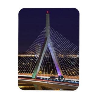 Los E.E.U.U., Massachusetts, Boston. Leonard Zakim Imanes Flexibles