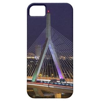 Los E.E.U.U., Massachusetts, Boston. Leonard Zakim iPhone 5 Carcasa