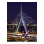 Los E.E.U.U., Massachusetts, Boston. Leonard Zakim Postales