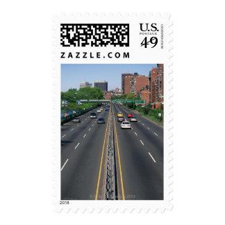 Los E.E.U.U., Massachusetts, Boston, tráfico en Timbres Postales