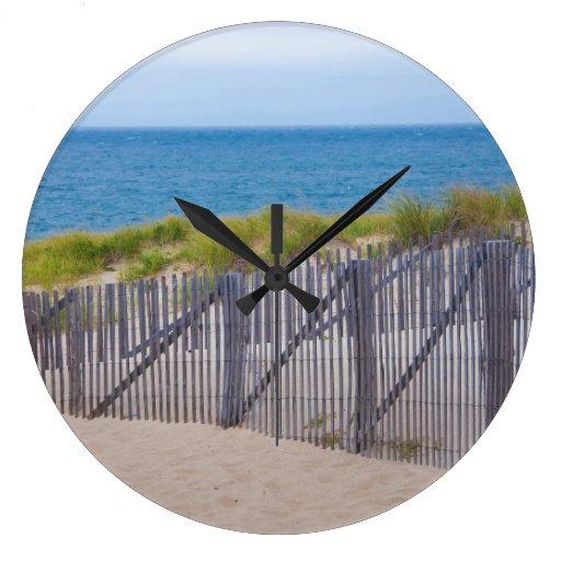 Los E.E.U.U., Massachusetts. Dunas y trayectoria Relojes
