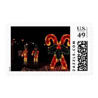 Los E.E.U.U., Massachusetts, Hyannis. Navidad al Timbres Postales