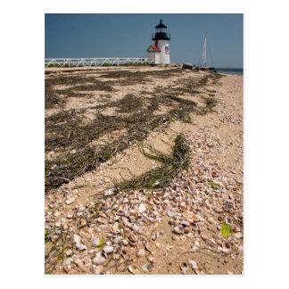 Los E.E.U.U., Massachusetts, Nantucket. Shell Postales