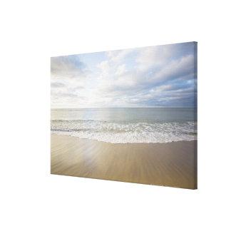 Los E.E.U.U., Massachusetts, paisaje marino Impresión En Lona Estirada