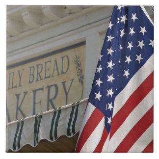 LOS E.E.U.U.; Massachusetts; Stockbridge; Pan diar Teja Ceramica