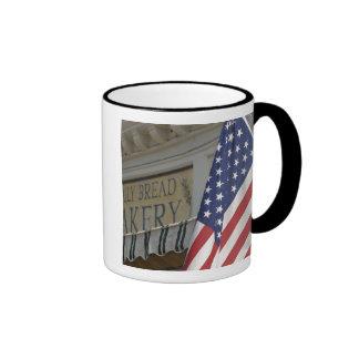 LOS E.E.U.U.; Massachusetts; Stockbridge; Pan diar Taza De Café