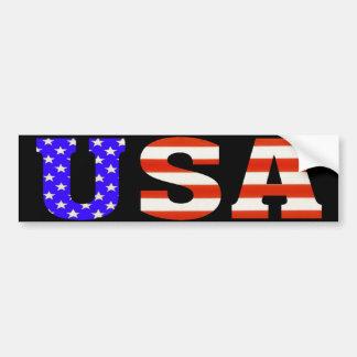 ¡Los E.E.U.U. me modifican para requisitos particu Pegatina Para Auto