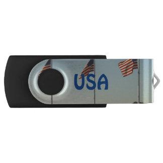 LOS E.E.U.U. PEN DRIVE GIRATORIO USB 3.0