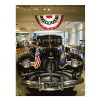 Los E.E.U.U., Michigan, Dearborn: El museo de Tarjetas Postales