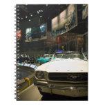 Los E.E.U.U., Michigan, Detroit: Viaje de la fábri Cuaderno