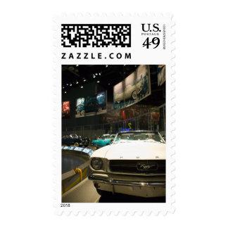 Los E.E.U.U., Michigan, Detroit: Viaje de la Timbre Postal