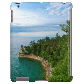 Los E.E.U.U., Michigan. Formación 3 de Castle Rock Funda Para iPad