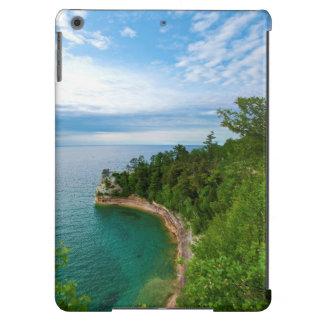 Los E.E.U.U., Michigan. Formación 3 de Castle Rock Funda Para iPad Air