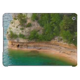 Los E.E.U.U., Michigan. Formación de Castle Rock Funda Para iPad Air