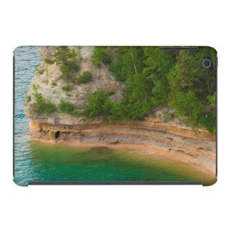 Los E.E.U.U., Michigan. Formación de Castle Rock Fundas De iPad Mini Retina