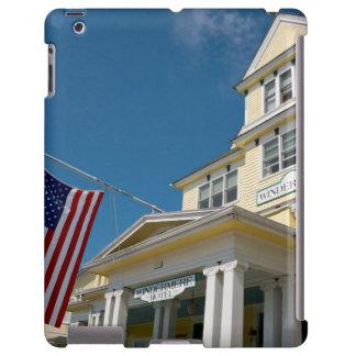 Los E.E.U.U., Michigan, isla de Mackinac Funda Para iPad