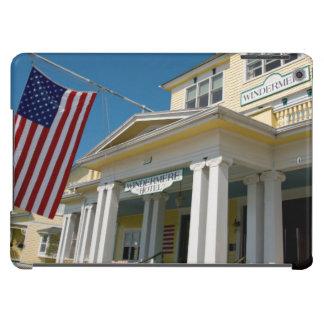 Los E.E.U.U., Michigan, isla de Mackinac Funda Para iPad Air