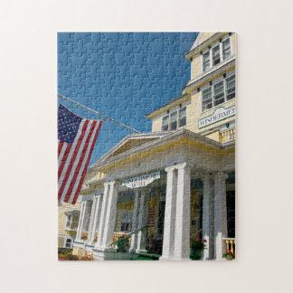 Los E.E.U.U., Michigan, isla de Mackinac Puzzle Con Fotos
