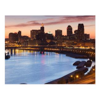 Los E.E.U.U., Minnesota, Minneapolis, San Pablo 2 Postal