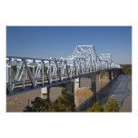 Los E.E.U.U., Mississippi, Vicksburg. Carretera I- Fotos