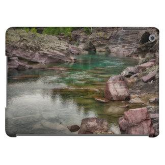 Los E.E.U.U., Montana, Parque Nacional Glacier 2 Carcasa Para iPad Air