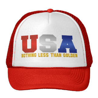 Los E.E.U.U. nada gorra menos que de oro de la reu
