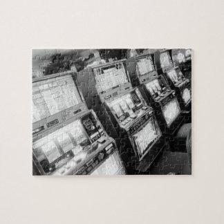 Los E.E.U.U., Nevada, Las Vegas: Del casino máquin Rompecabezas