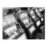 Los E.E.U.U., Nevada, Las Vegas: Del casino Postales