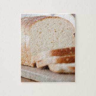 Los E.E.U.U., New Jersey, Jersey City, pan cortado Rompecabeza