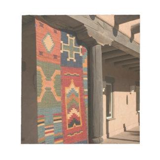 Los E.E.U.U., New México, Taos: Equipo de la galer Blocs